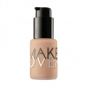 Ultra Cover Liquid Matte Foundation - Amber Rose (04)