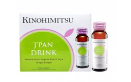 J'Pan Beauty Drink Collagen (6 botol)