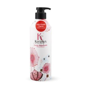 Lovely & Romantic Perfume Shampoo (600ml)