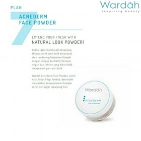 Acnederm Face Powder (20gr)