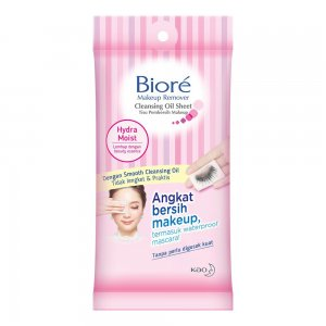 Biore Make Up Remover Sheets