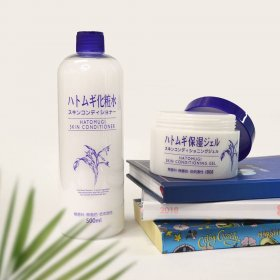 Hatomugi Bundle - Skin Conditioner & Gel