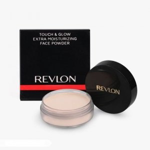 Touch & Glow Face Powder - #55 Creamy Beige (24gr)