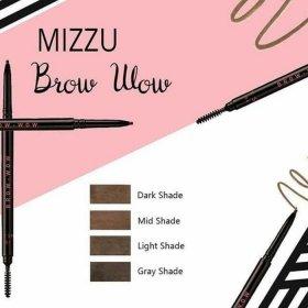 Mizzu Brow Wow Grey Shade 0.4