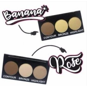 Mizzu Alter Ego Contour & Highlighter Kit (Rose Palette)