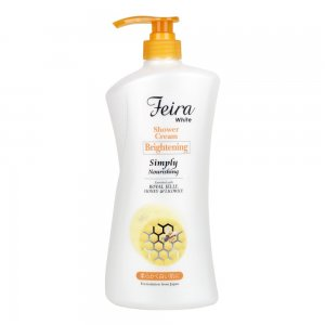 White Royal Jelly Shower Cream (1000ml)