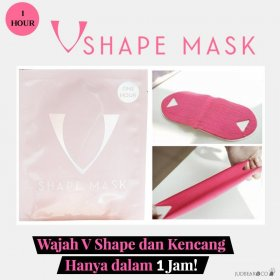 JudBear V Shape Mask