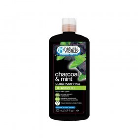 Charcoal & Mint Ultra Purifying Shampoo (500ml)