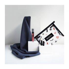 Mizzu x Vanilla Hijab Set (Marina - Dark Blue)