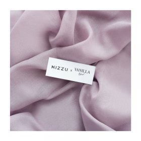 Mizzu x Vanilla Hijab Set (Etenia - Light Purple)