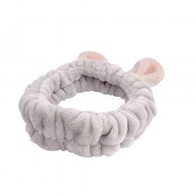 Bunny Hairband - Gray