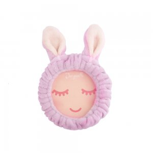 Bunny Hairband (Purple)