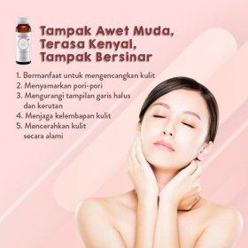 Collagen Diamond Drink (32 Botol)
