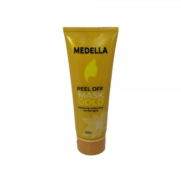 Medella Gold Pee Off Mask Tube (100gr)