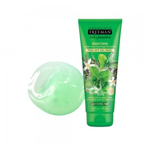 Brightening Green Tea & Orange Blossom Peel-Off Gel Mask (175ml)