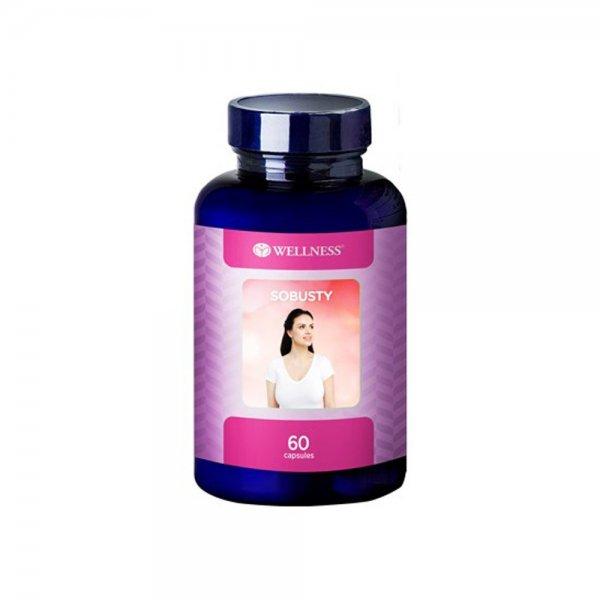 Wellness - Sobusty - Memperbesar Payudara (60 Kapsul)