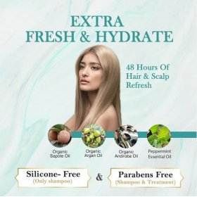 Extra Fresh And Hydrate Treatment (450ml)