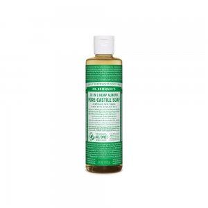Pure Castile Liquid Soap Almond (237ml)