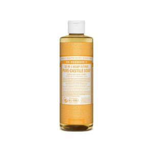Pure Castile Liquid Soap Citrus (473ml)