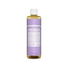 Pure Castile Liquid Soap Lavender (473ml)