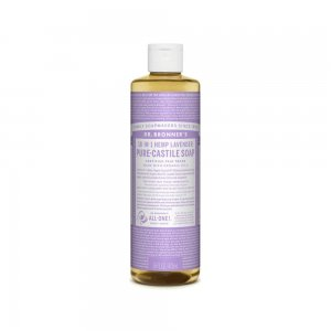 Pure Castile Liquid Soap Lavender (473ml)