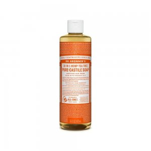 Pure Castile Liquid Soap Tea Tree (473ml)