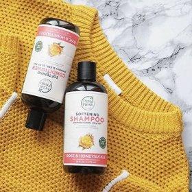 Shampoo Rose & Honeysuckle (475ml)