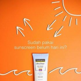 Ultra Sheer Dry Touch Sunscreen SPF50+ (88ml)