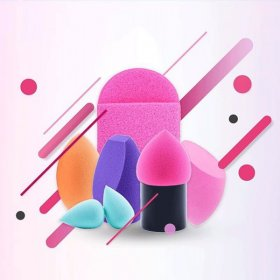 135C Beauty Sponge Contour (Purple)