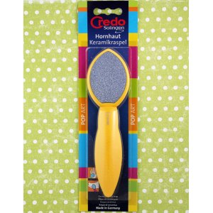 Credo Solingen Ceramic Callus Yellow