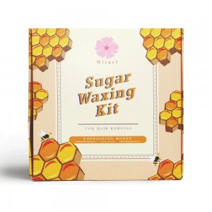Waxing Kit - Honey Sugar