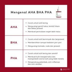 AHA BHA PHA Peeling Solution (20ml)