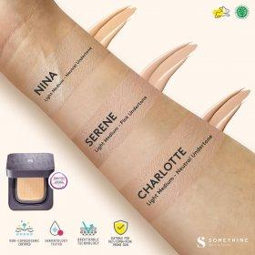 Copy Paste Breathable Mesh Cushion SPF 33 PA++ - Perle
