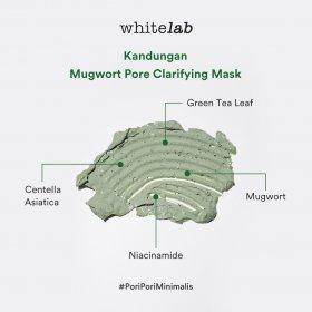 Mugwort Pore Clarifying Mask (50g)