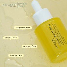 Your Skin Bae - Vitamin C 3% + Niacinamide 2% + Mandarin Orange Fruit Extract Serum (30ml)