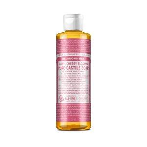 Pure Castile Liquid Soap Cherry Blossom (237ml)