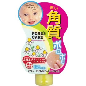 Poretol Pore's Care Mild - Peeling Gel Kaki