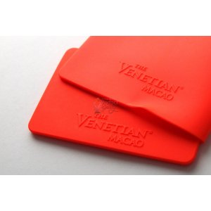 Passport Cover (Red)