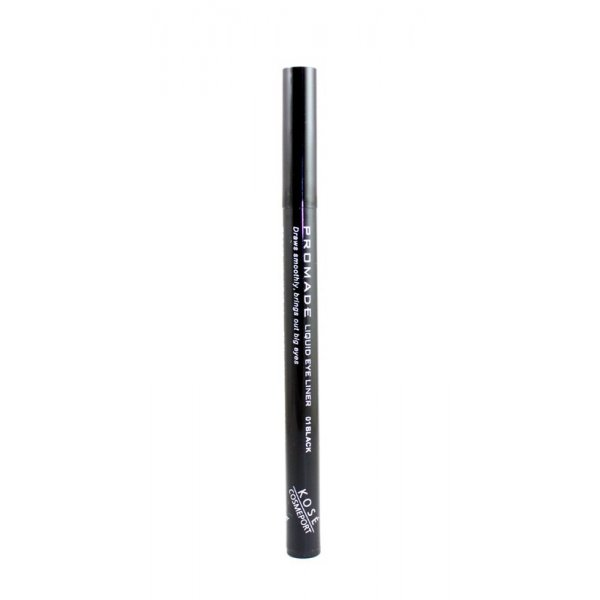 KOSE - Cosmeport - Promade Liquid Eye Liner - 01 Black