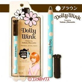 KOJI - Dolly Wink - Pencil Eyeliner - Brown