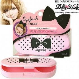 KOJI - Dolly Wink - Eyelashes Case Pink