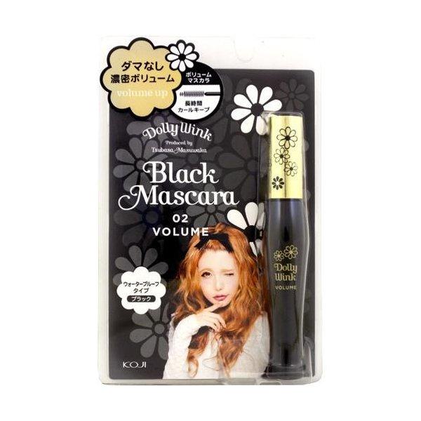 Dolly Wink 02 - Volume Mascara (Black)