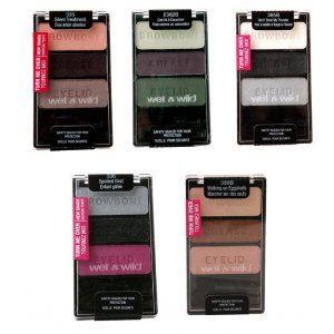 Color Icon Eyeshadow Trio (Choose Color)