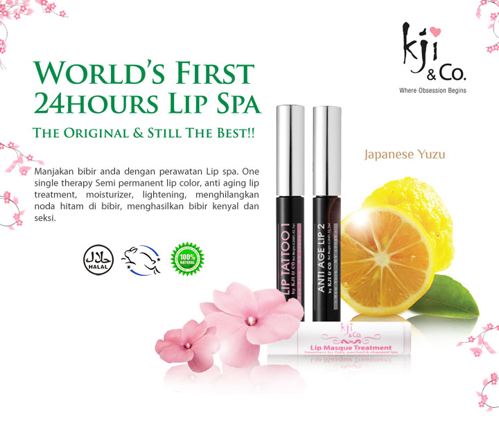 Kji & Co - Lip Spa