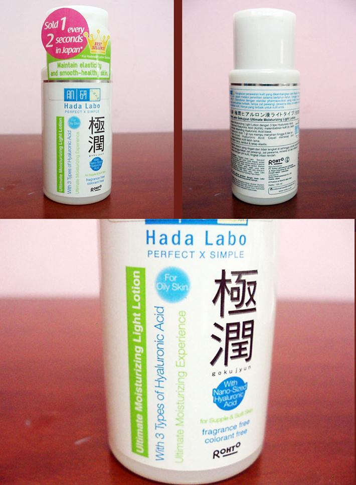 Hada Labo - Gokyujun - Ultimate Moisturizing Light Lotion (100ml)