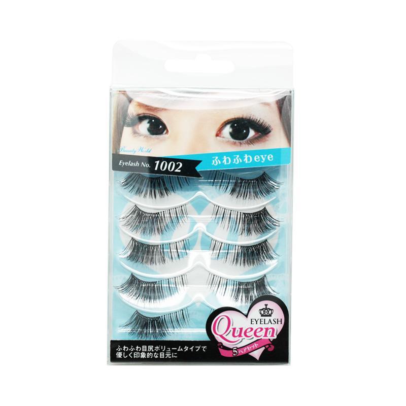 Lucky Trendy - Queen Eyelash (1002)
