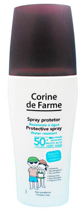 Corine de Farme - Protective Moisturizing Spray 50++ (150ml)