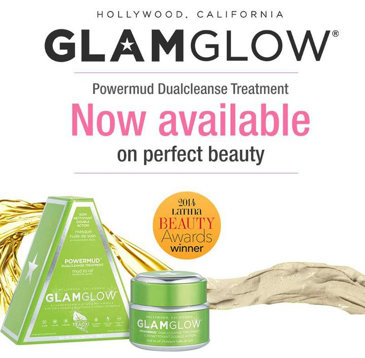 GLAMGLOW - Powermud Dualcleanse Treatment (50gr)