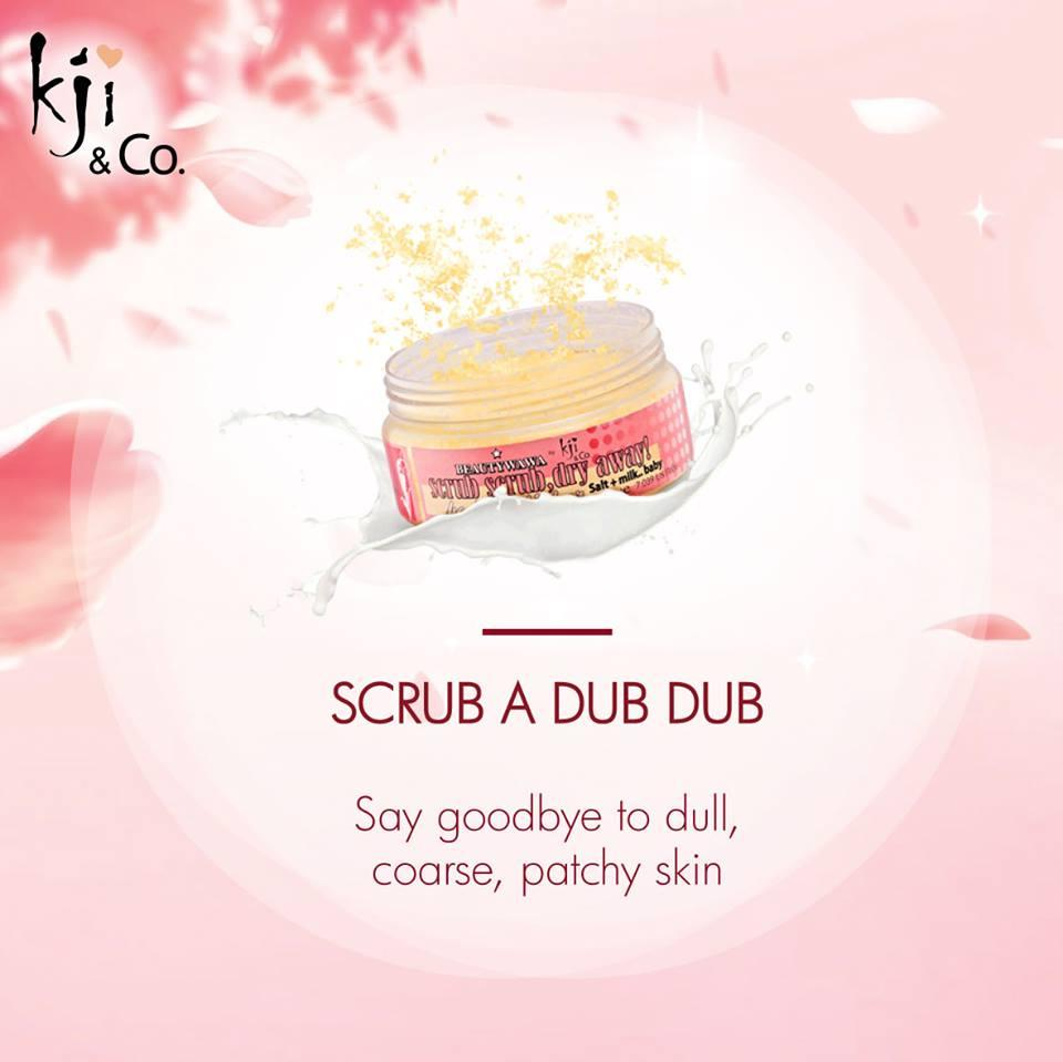 Kji & Co - Scrub Dry Away Salt