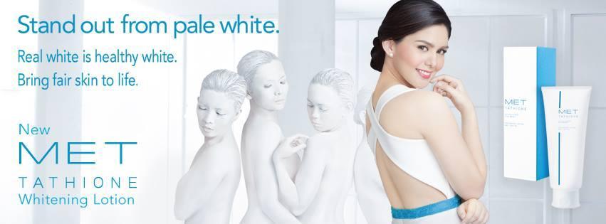 MET Tathione - Whitening Lotion